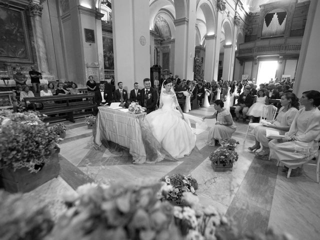 Il matrimonio di Sandro e Martina a Bracciano, Roma 62