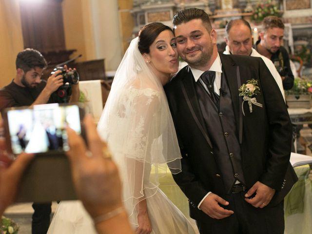 Il matrimonio di Sandro e Martina a Bracciano, Roma 63