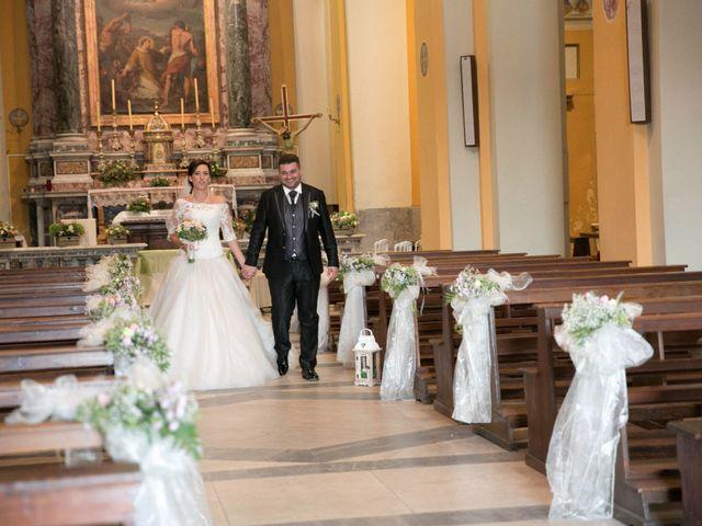 Il matrimonio di Sandro e Martina a Bracciano, Roma 64
