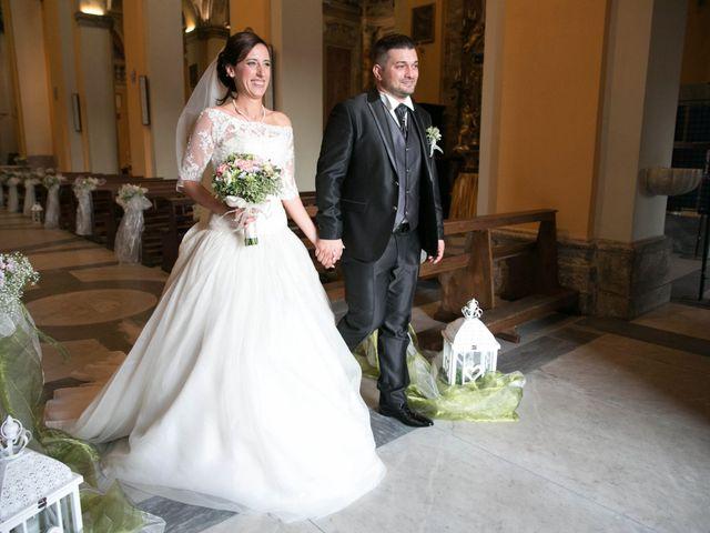 Il matrimonio di Sandro e Martina a Bracciano, Roma 65
