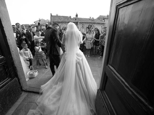 Il matrimonio di Sandro e Martina a Bracciano, Roma 66