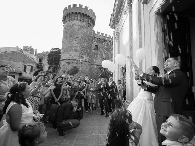 Il matrimonio di Sandro e Martina a Bracciano, Roma 68