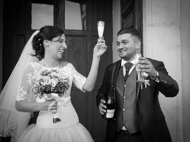 Il matrimonio di Sandro e Martina a Bracciano, Roma 69