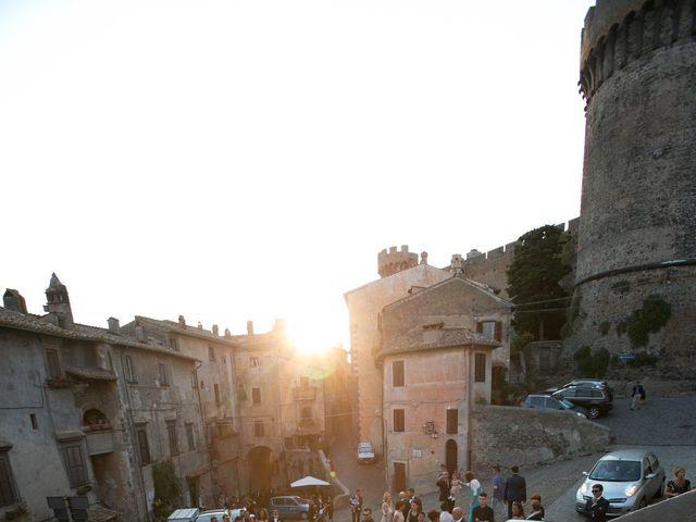 Il matrimonio di Sandro e Martina a Bracciano, Roma 71