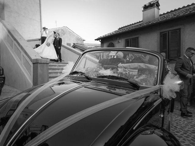 Il matrimonio di Sandro e Martina a Bracciano, Roma 72