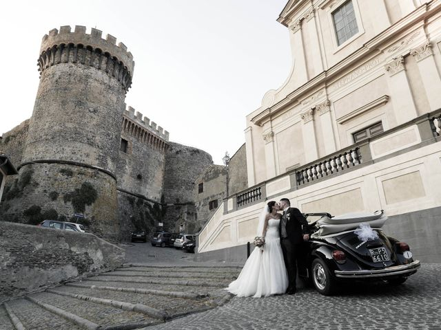 Le nozze di Martina e Sandro