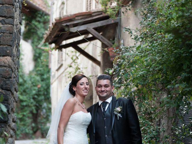 Il matrimonio di Sandro e Martina a Bracciano, Roma 73