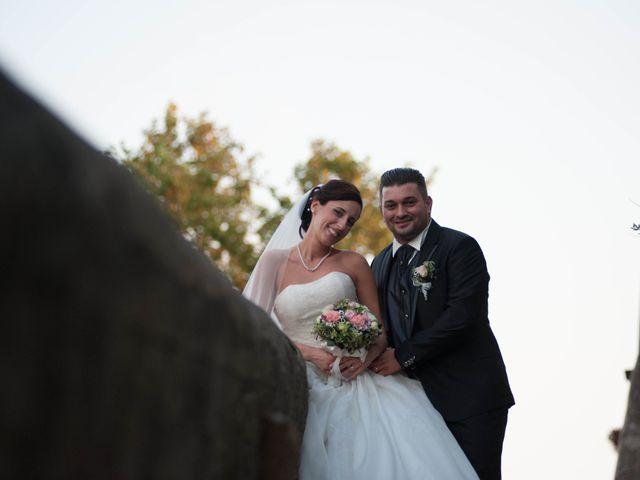 Il matrimonio di Sandro e Martina a Bracciano, Roma 74