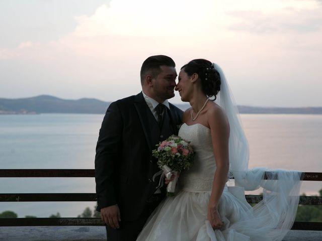 Il matrimonio di Sandro e Martina a Bracciano, Roma 76