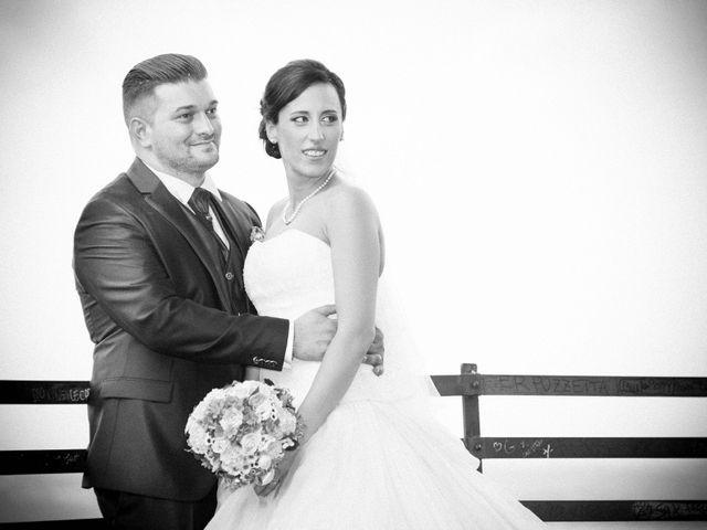 Il matrimonio di Sandro e Martina a Bracciano, Roma 77