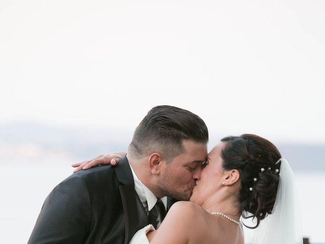Il matrimonio di Sandro e Martina a Bracciano, Roma 79