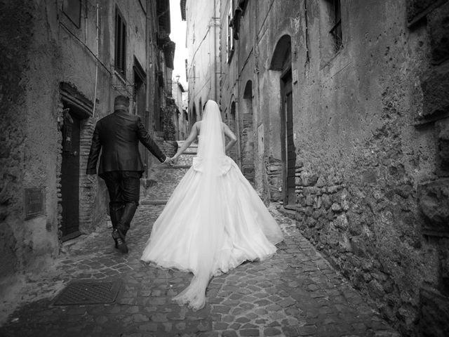 Il matrimonio di Sandro e Martina a Bracciano, Roma 81