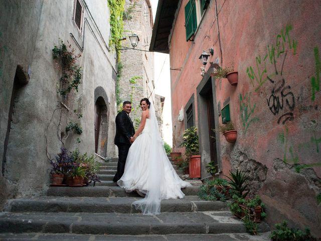 Il matrimonio di Sandro e Martina a Bracciano, Roma 82