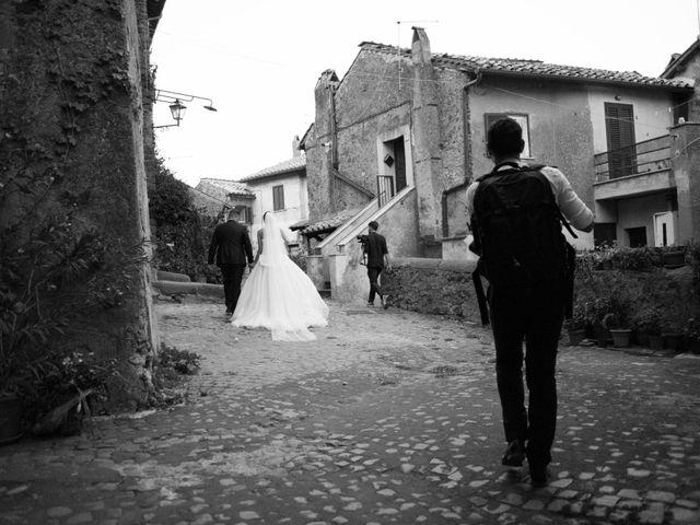 Il matrimonio di Sandro e Martina a Bracciano, Roma 83