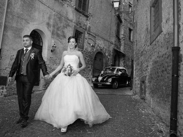 Il matrimonio di Sandro e Martina a Bracciano, Roma 84
