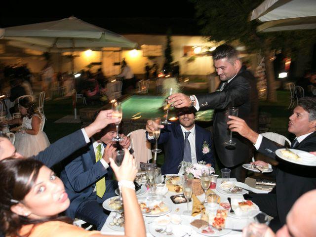 Il matrimonio di Sandro e Martina a Bracciano, Roma 91