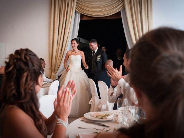 Il matrimonio di Sandro e Martina a Bracciano, Roma 96