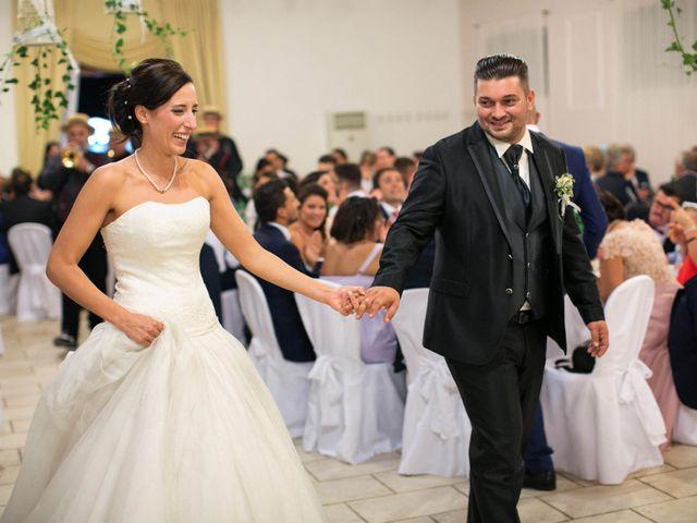 Il matrimonio di Sandro e Martina a Bracciano, Roma 97