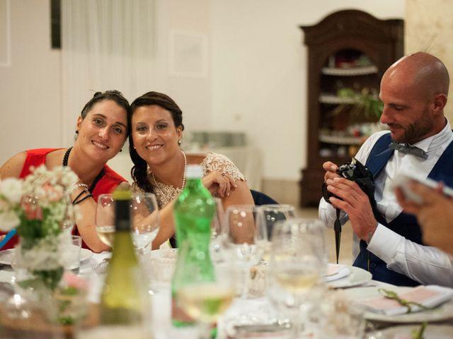 Il matrimonio di Sandro e Martina a Bracciano, Roma 99