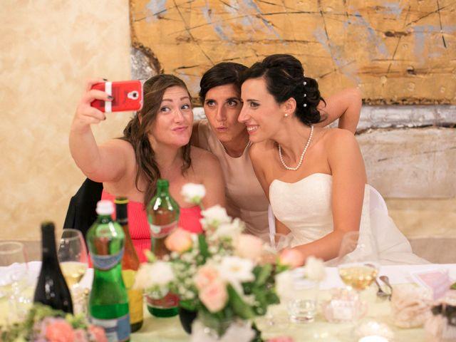 Il matrimonio di Sandro e Martina a Bracciano, Roma 103