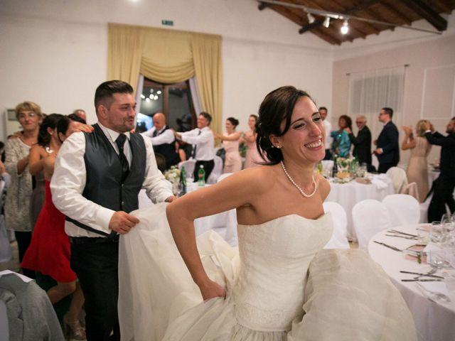 Il matrimonio di Sandro e Martina a Bracciano, Roma 105