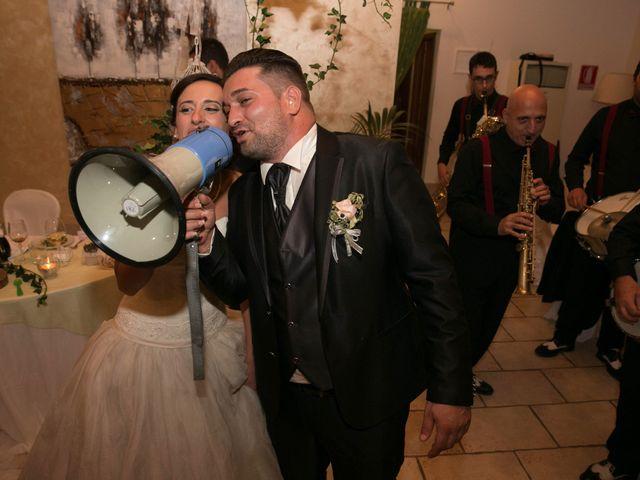 Il matrimonio di Sandro e Martina a Bracciano, Roma 107
