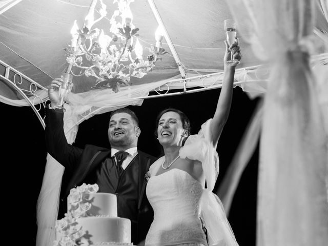 Il matrimonio di Sandro e Martina a Bracciano, Roma 108