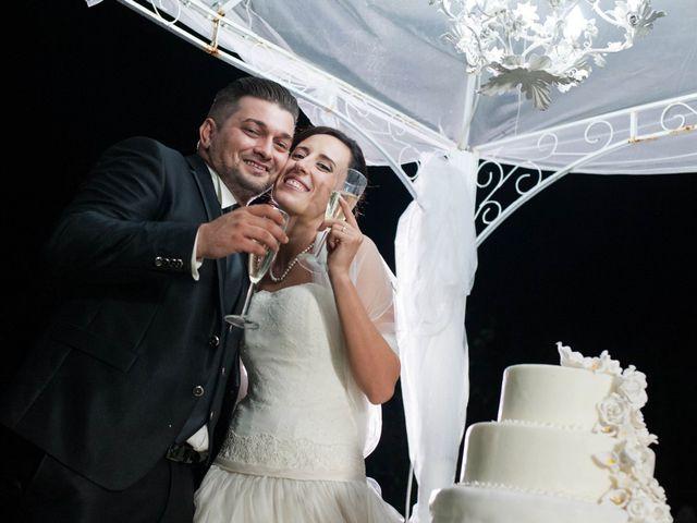 Il matrimonio di Sandro e Martina a Bracciano, Roma 109