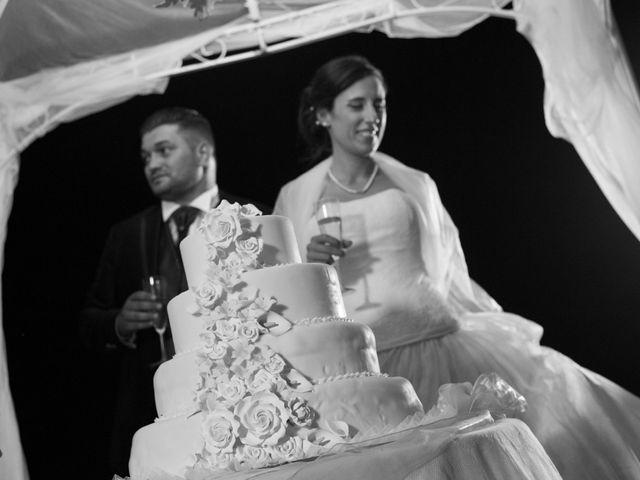 Il matrimonio di Sandro e Martina a Bracciano, Roma 110