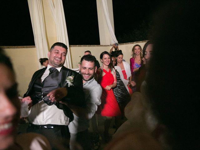 Il matrimonio di Sandro e Martina a Bracciano, Roma 117