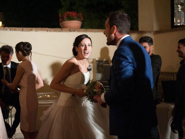 Il matrimonio di Sandro e Martina a Bracciano, Roma 119