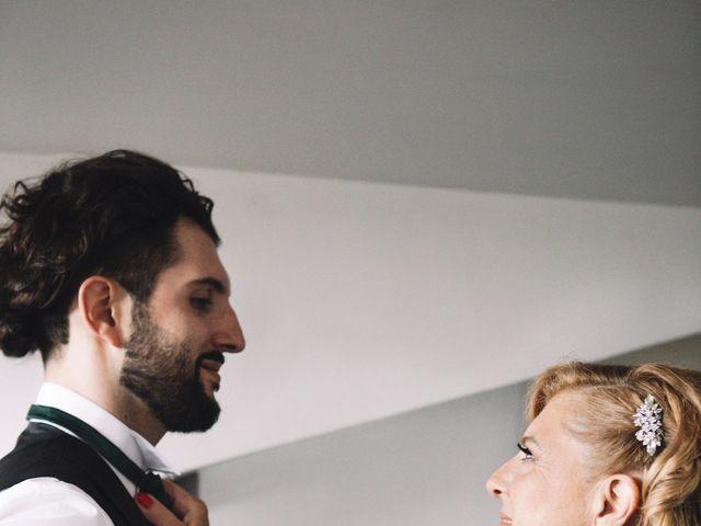 Il matrimonio di Matteo e Silvia a Frascati, Roma 7