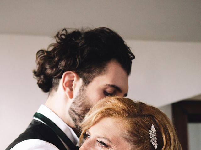 Il matrimonio di Matteo e Silvia a Frascati, Roma 8