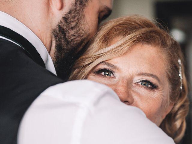Il matrimonio di Matteo e Silvia a Frascati, Roma 9