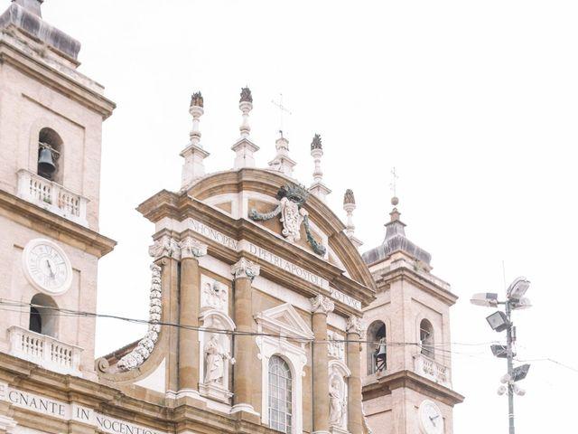 Il matrimonio di Matteo e Silvia a Frascati, Roma 22