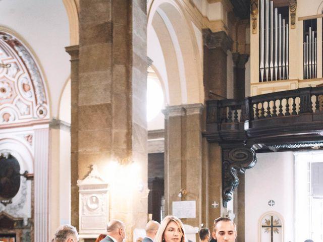 Il matrimonio di Matteo e Silvia a Frascati, Roma 24
