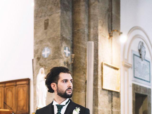 Il matrimonio di Matteo e Silvia a Frascati, Roma 25