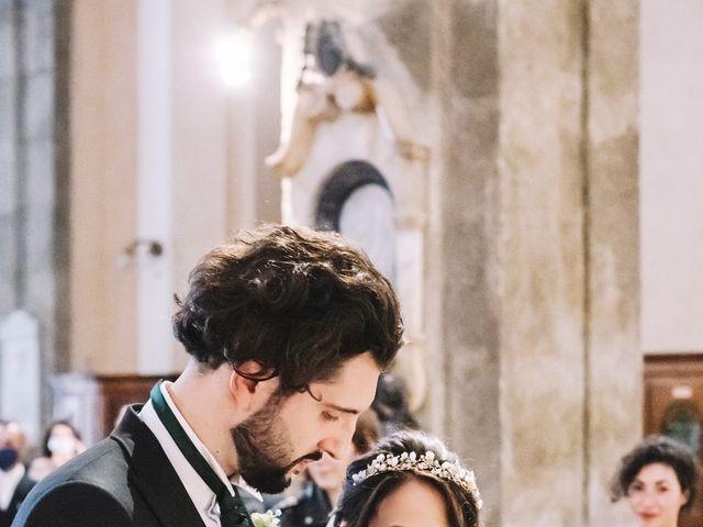 Il matrimonio di Matteo e Silvia a Frascati, Roma 29