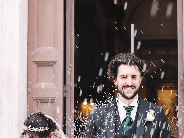 Il matrimonio di Matteo e Silvia a Frascati, Roma 34