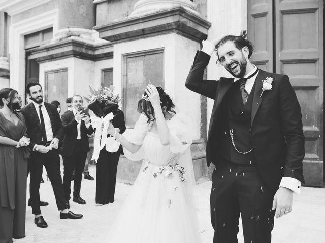 Il matrimonio di Matteo e Silvia a Frascati, Roma 35