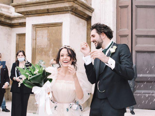 Il matrimonio di Matteo e Silvia a Frascati, Roma 36