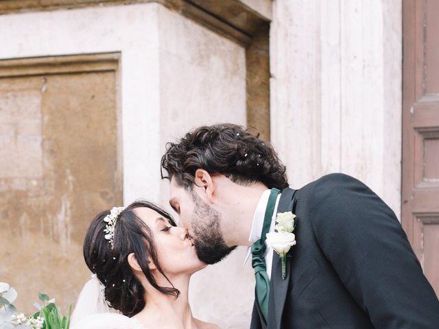 Il matrimonio di Matteo e Silvia a Frascati, Roma 37