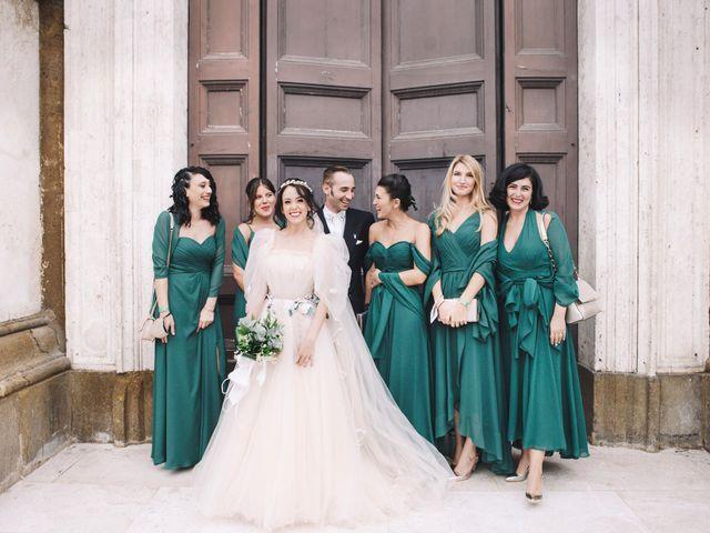 Il matrimonio di Matteo e Silvia a Frascati, Roma 38