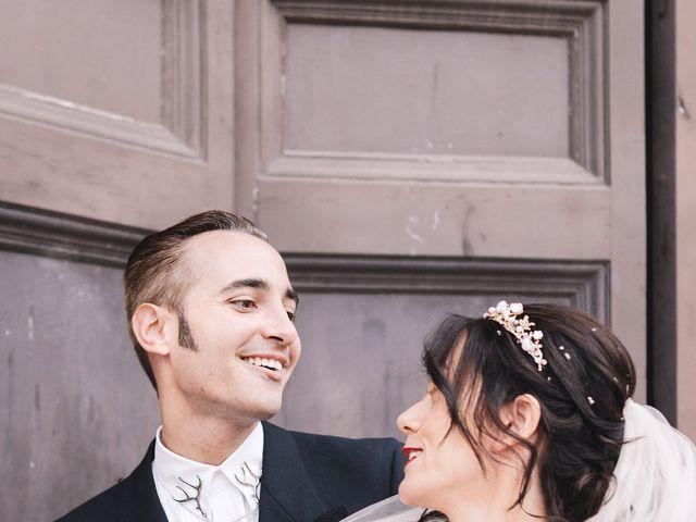 Il matrimonio di Matteo e Silvia a Frascati, Roma 39