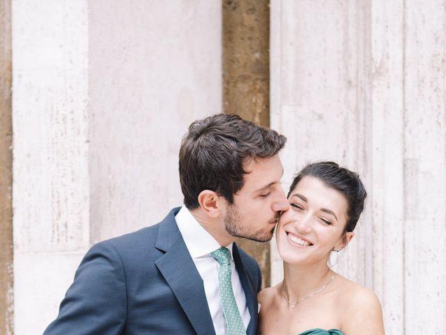 Il matrimonio di Matteo e Silvia a Frascati, Roma 42