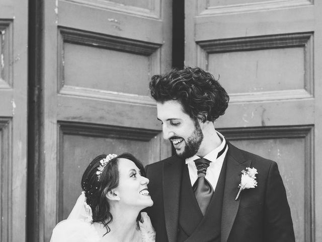 Il matrimonio di Matteo e Silvia a Frascati, Roma 44