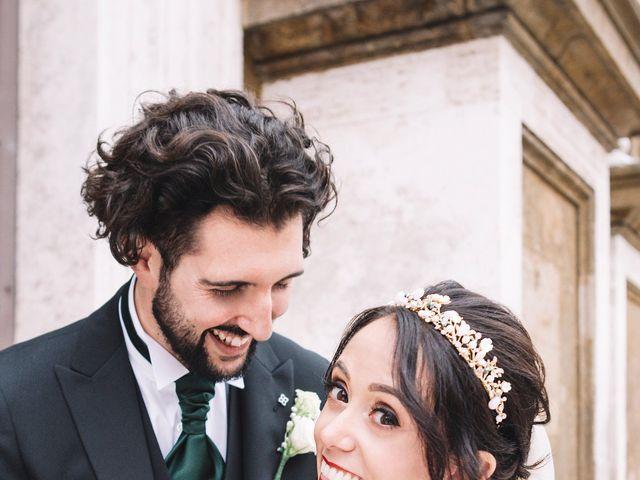 Il matrimonio di Matteo e Silvia a Frascati, Roma 47