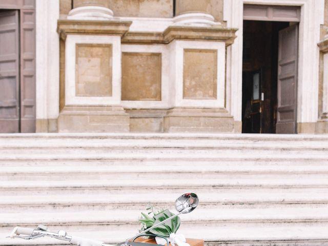 Il matrimonio di Matteo e Silvia a Frascati, Roma 48