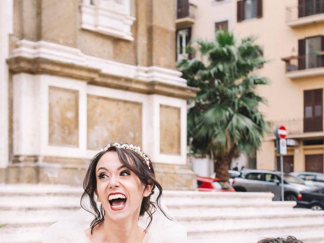 Il matrimonio di Matteo e Silvia a Frascati, Roma 51