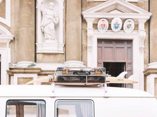 Il matrimonio di Matteo e Silvia a Frascati, Roma 55